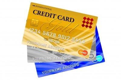 クレジット/デビットカードでの買い物