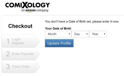 生年月日を入力