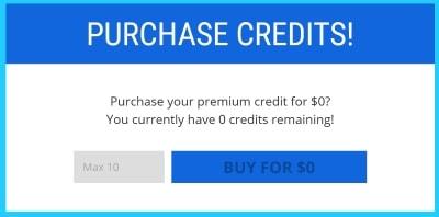 ② Credit購入