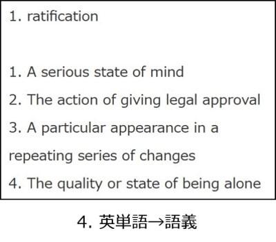 英単語検定1級